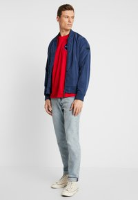 Alpha Industries - T-shirt con stampa - speed red - 1