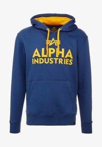 Alpha Industries - FOAM  - Hoodie - new navy - 3