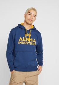 Alpha Industries - FOAM  - Hoodie - new navy - 0