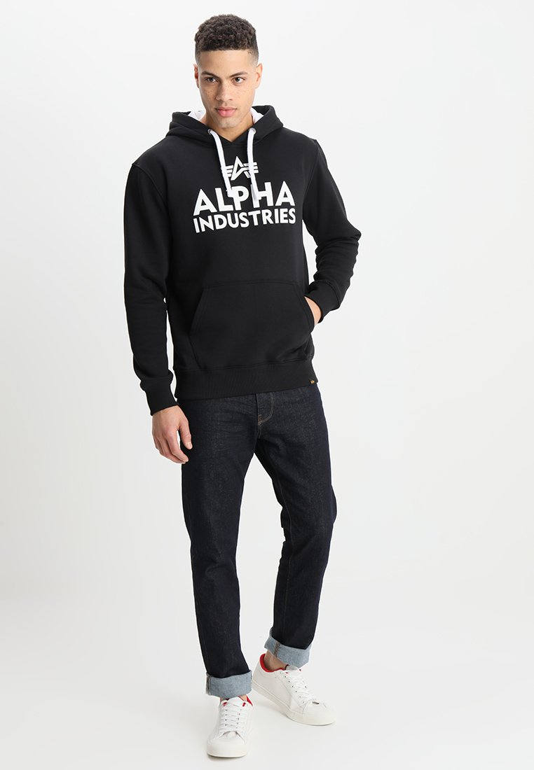 FOAM Bluza z kapturem blackwhite