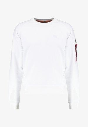 X FIT  - Sweatshirt - white