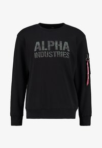 Alpha Industries - Sweatshirt - black - 3