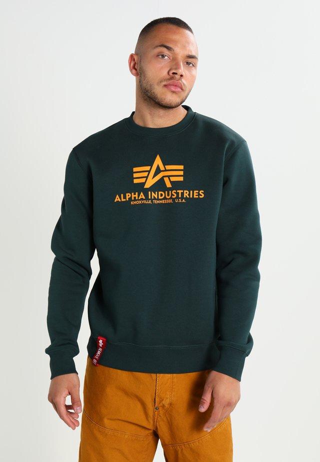 BASIC  - Sweater - dark petrol