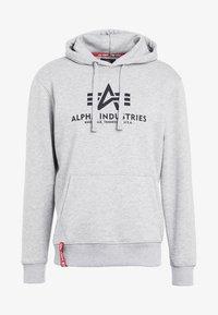 Alpha Industries - Luvtröja - grey - 4