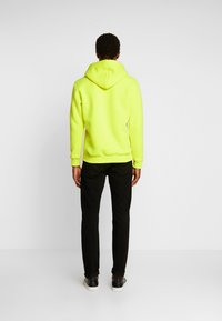 Alpha Industries - Luvtröja - neon yellow - 2