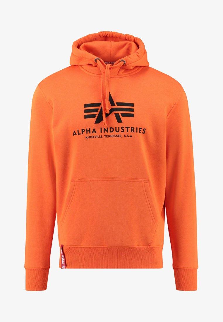 Alpha Industries - Luvtröja - orange