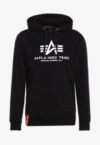 Alpha Industries - Sweat à capuche - black - 4