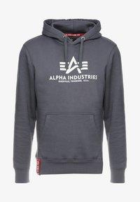 Alpha Industries - Hættetrøjer - grey - 3