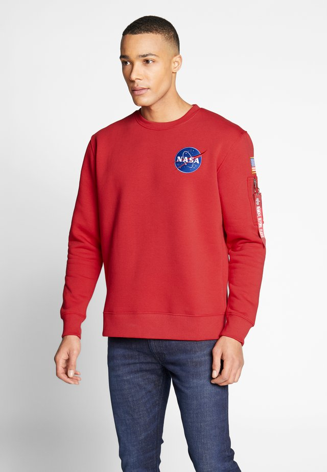 NASA - Mikina - speed red