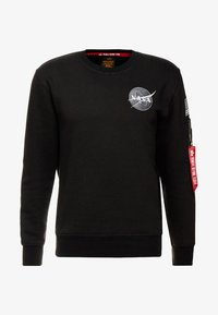 Alpha Industries - NASA - Sweatshirt - schwarz - 4
