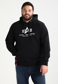 Alpha Industries - Sweat à capuche - black - 0