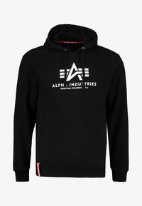 Alpha Industries - Sweat à capuche - black - 5