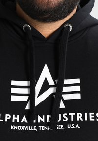 Alpha Industries - Sweat à capuche - black - 3