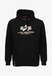 Alpha Industries - Huppari - black cupper - 4