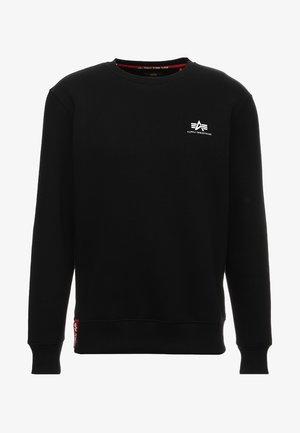 BASIC SMALL LOGO - Sweater - black