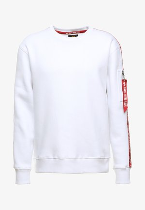 TAPEEXCLU - Sweatshirt - white