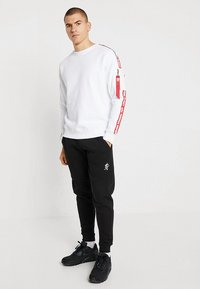 Alpha Industries - TAPEEXCLU - Felpa - white - 1