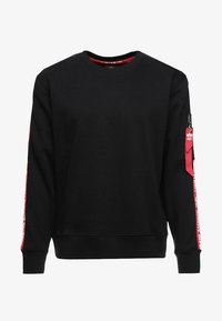 Alpha Industries - TAPEEXCLU - Felpa - black - 3