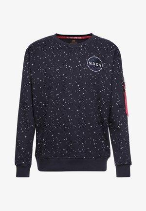 NASA TAPE - Sweatshirts - blue