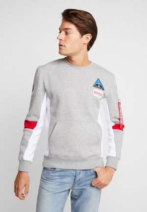 SPACE CAMP - Sweatshirt - grey heather