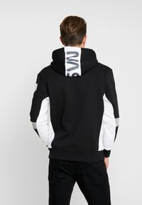 Alpha Industries - SPACE CAMP HOODY - Sweat à capuche - black