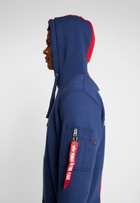 Alpha Industries - HOODY - Luvtröja - new navy - 4