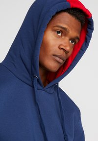 Alpha Industries - HOODY - Luvtröja - new navy - 3