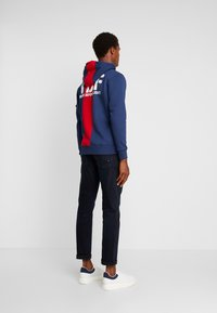 Alpha Industries - HOODY - Luvtröja - new navy - 2