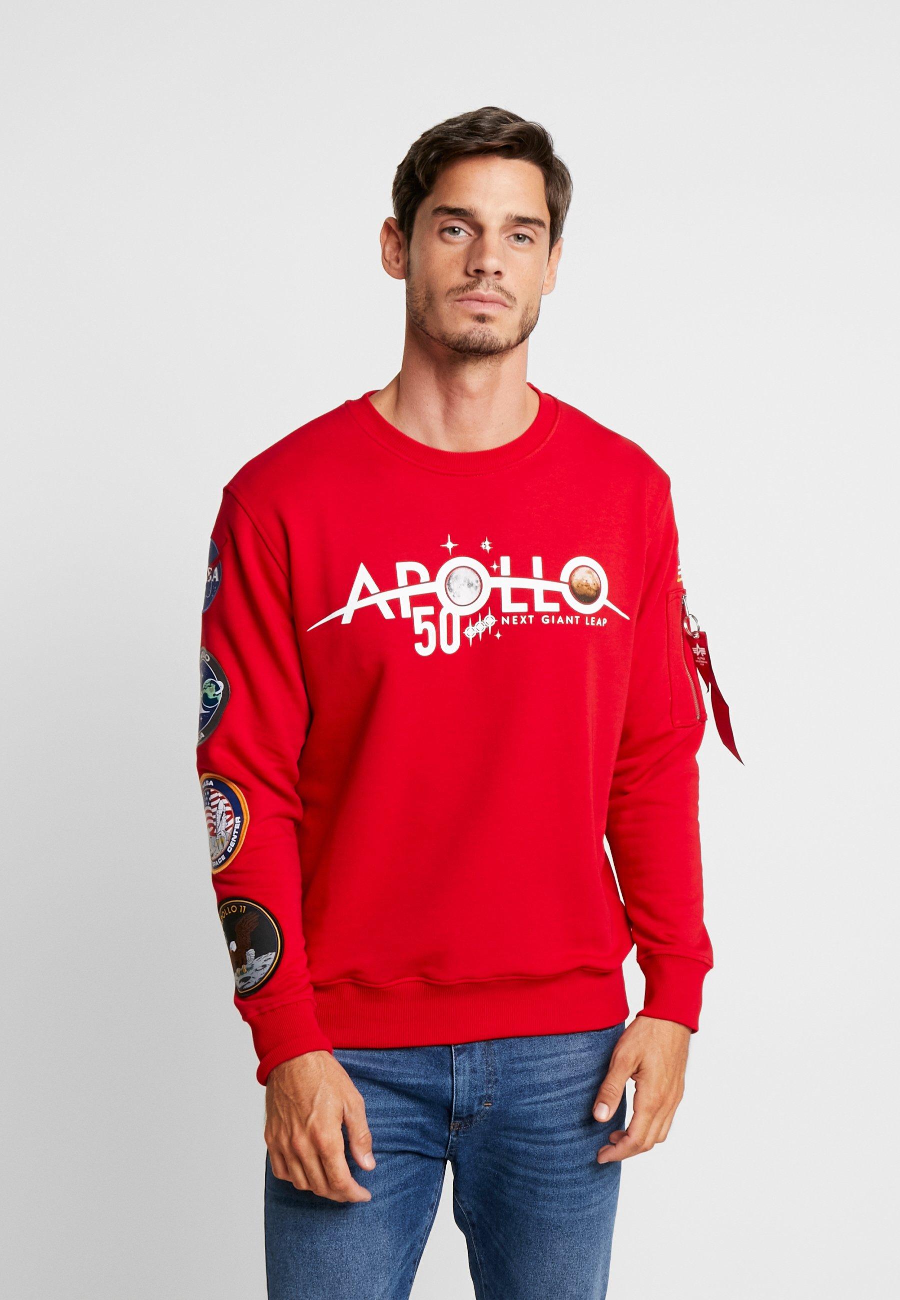 Patch Red Industries Speed Anniversary CapsuleFelpa Alpha bgf7I6Ymyv