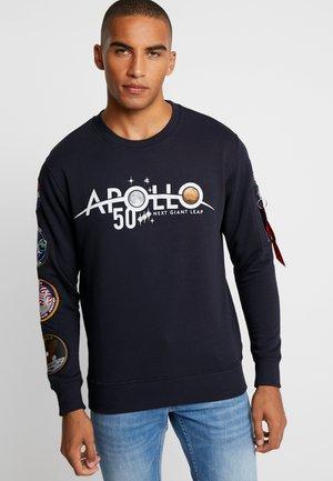PATCH ANNIVERSARY CAPSULE - Sweatshirt - rep blue