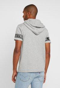 Alpha Industries - Camiseta estampada - grey heather - 2