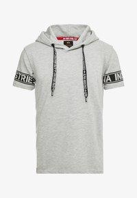 Alpha Industries - Camiseta estampada - grey heather - 3