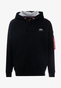 Alpha Industries - Kapuzenpullover - black - 5