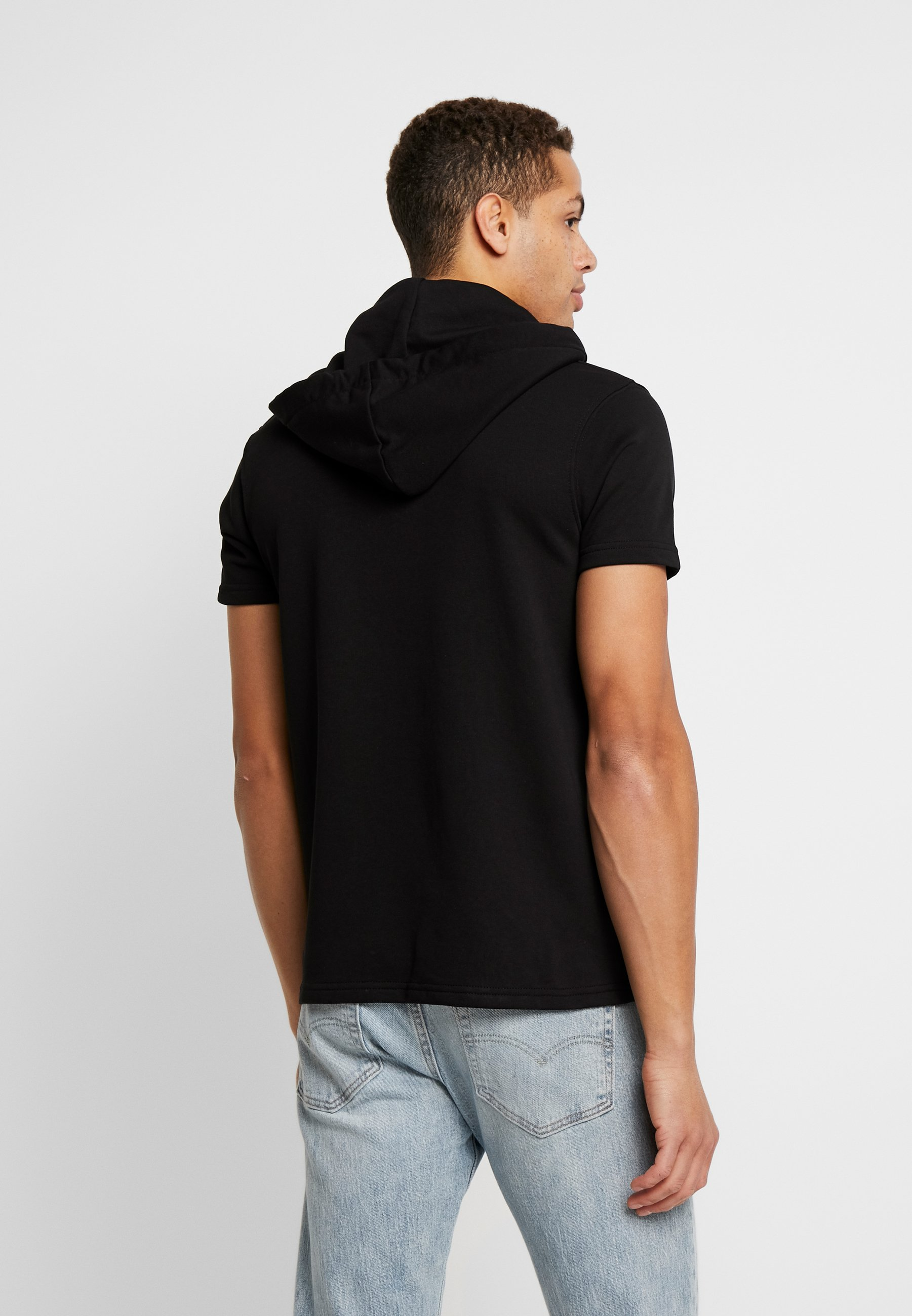 Alpha Industries Jersey con capucha black