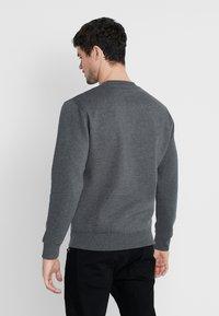 Alpha Industries - 188307 - Sweatshirt - charcoal heather - 2