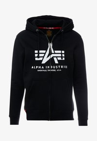 Alpha Industries - Sweatjacke - black - 5