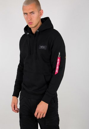 SAFETY LINE  - Sweat à capuche - black