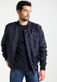 Alpha Industries - NASA REVERSIBLE II - Blouson Bomber - blue - 4