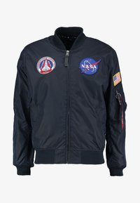 Alpha Industries - NASA REVERSIBLE II - Blouson Bomber - blue