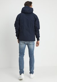 Alpha Industries - NASA ANORAKFUNKTION - Cortaviento - rep blue - 2