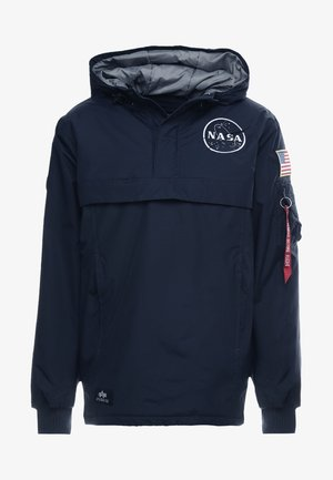 NASA ANORAKFUNKTION - Cortaviento - rep blue