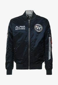 Alpha Industries - MOON LANDING - Bomberjacks - blue - 4
