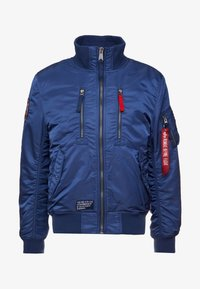 Alpha Industries - JACKET - Chaquetas bomber - new navy - 4