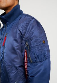 Alpha Industries - JACKET - Chaquetas bomber - new navy - 5