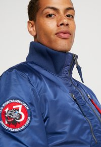 Alpha Industries - JACKET - Chaquetas bomber - new navy - 3