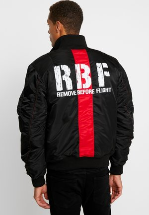 JACKET - Blouson Bomber - black