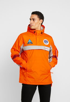 SPACE CAMP ANORAK - Chaqueta de entretiempo - orange