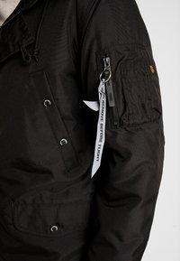 Alpha Industries - REFLECTIVESTRIPES - Cappotto invernale - schwarz - 6