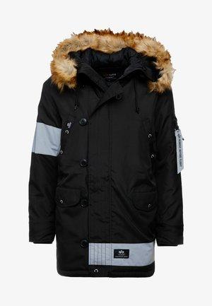 REFLECTIVESTRIPES - Cappotto invernale - schwarz