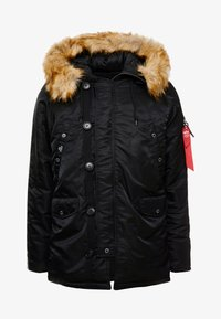 Alpha Industries - TAPE - Parka - schwarz - 6